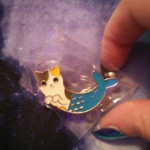 NWT Cat Mermaid!!